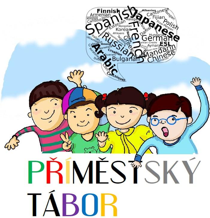 Příměstský jazykový tábor pro děti-cizince